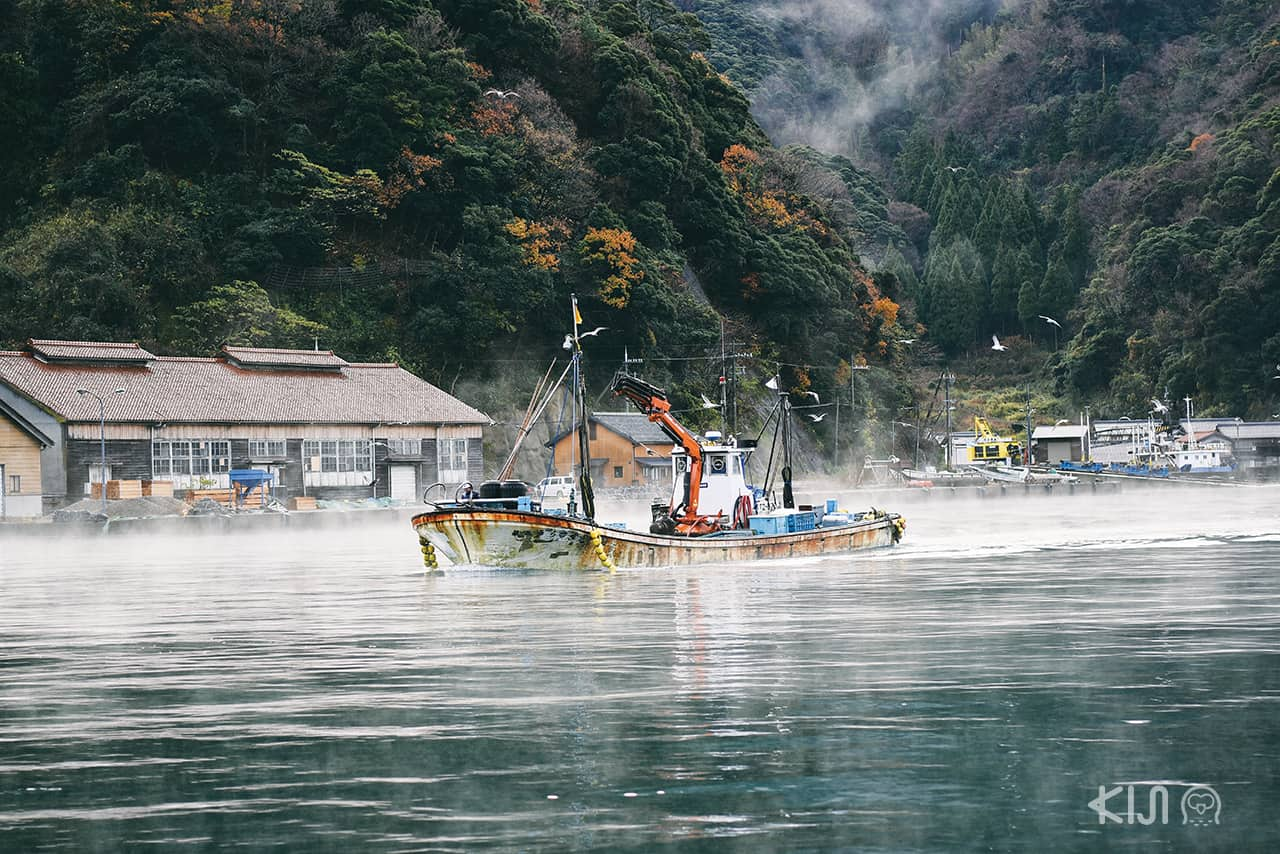 หมู่บ้านอิเนะ เกียวโต