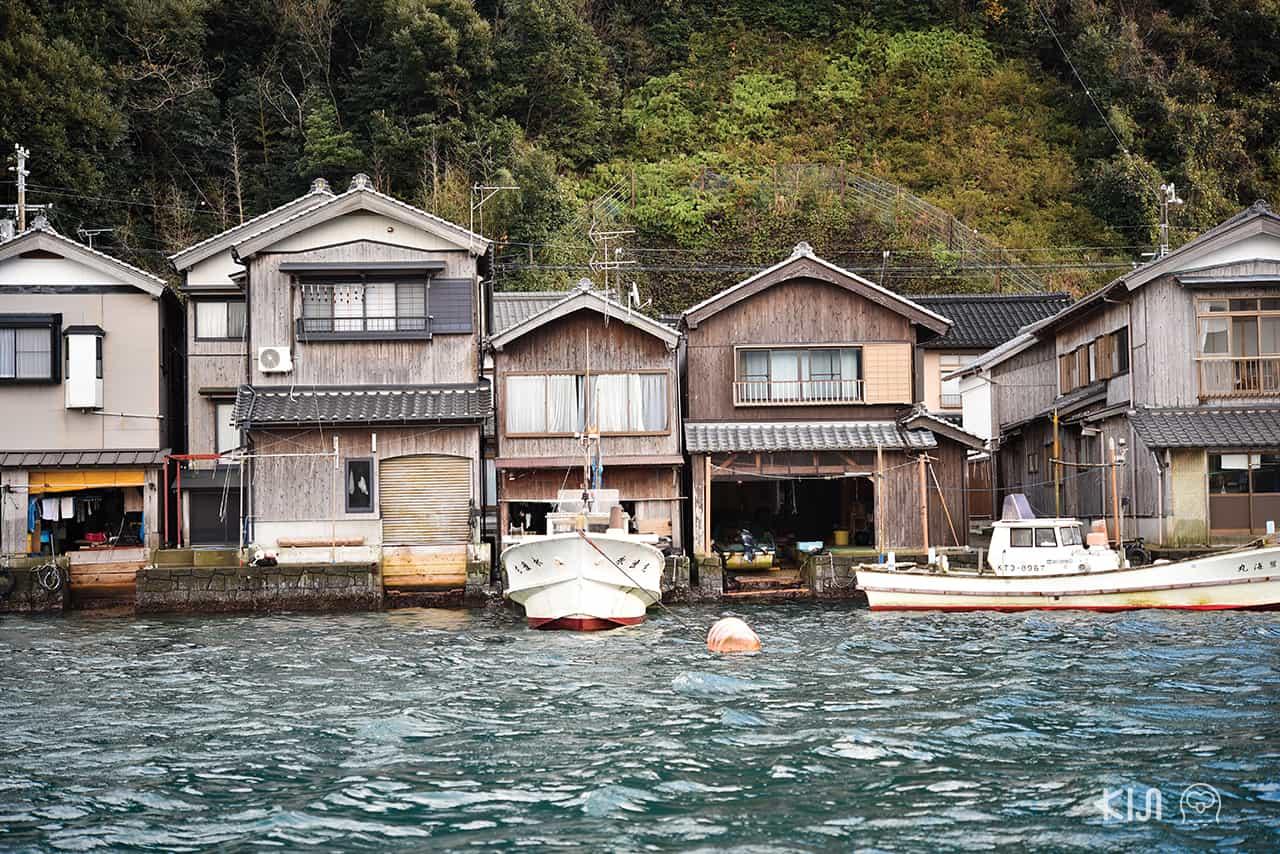 หมู่บ้านชาวประมงอิเนะ (Ine Fishing Village)