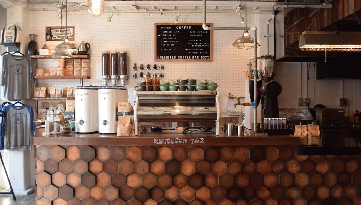บรรยากาศของร้าน Unlimited Coffee Bar