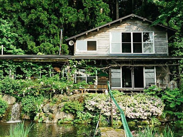 ฟาร์มสเตย์บรรยากาศดีตั้งอยู่ริมทะเลสาบทาซาวาโกะ (Tazawako Lake)