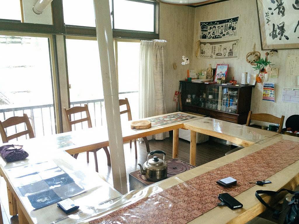 บรรยากาศภายในที่พัก Most Popular Farm Inn at Akita