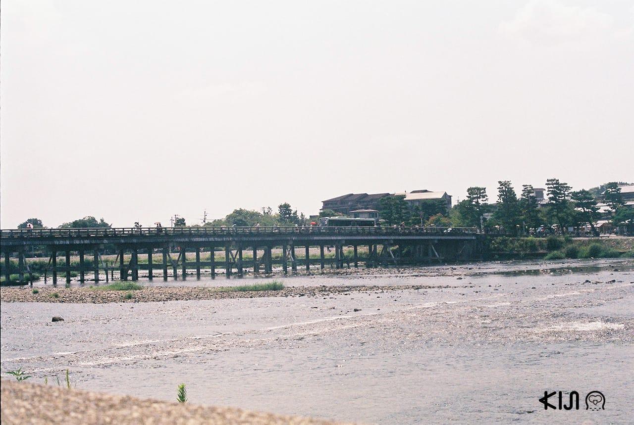สะพานTogetsukyo Bridge