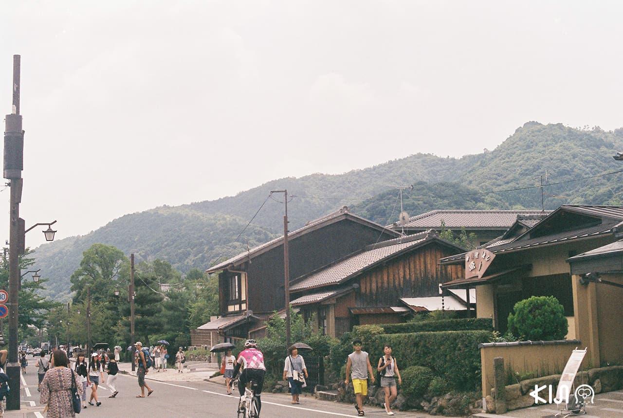ย่าน Arashiyama