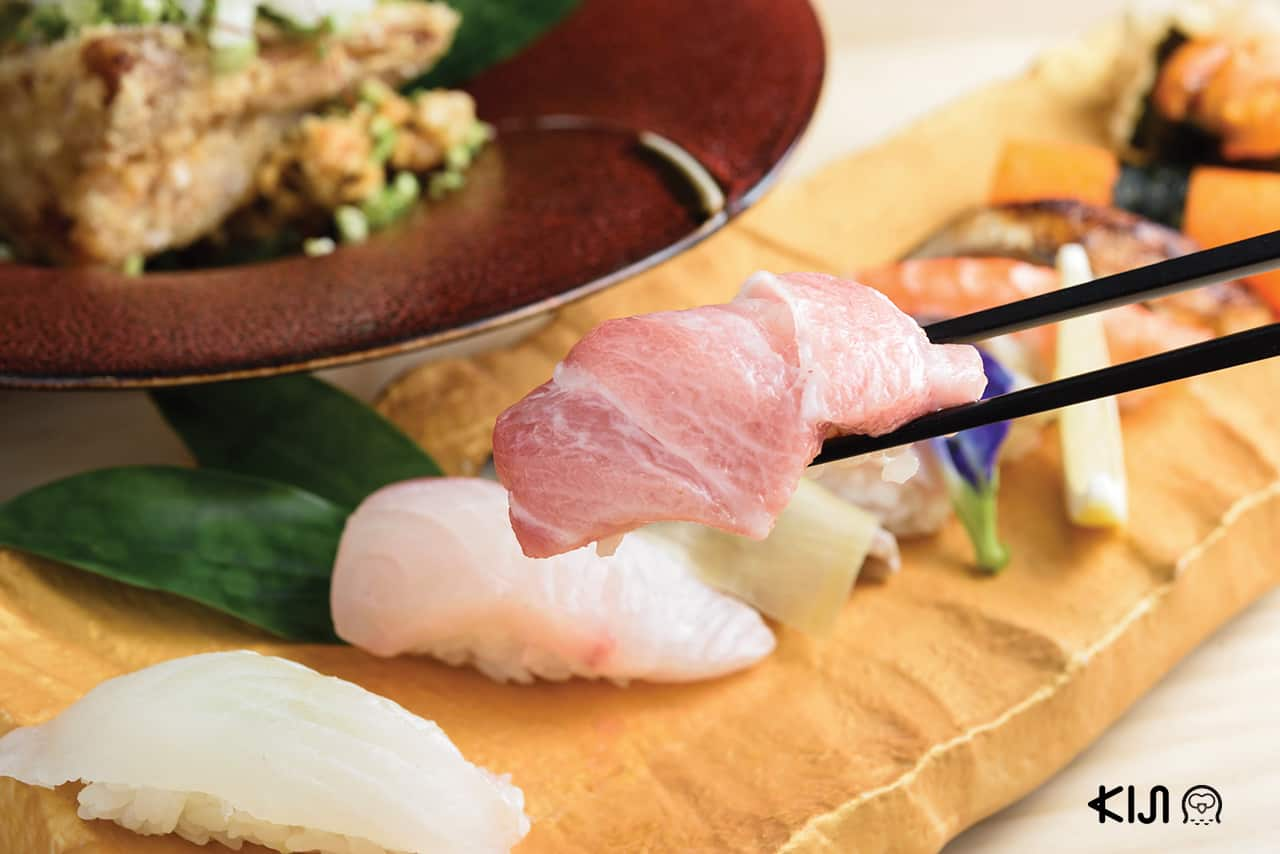 Kitaro Sushi ร้านซูชิชื่อดังจากโอซาก้า