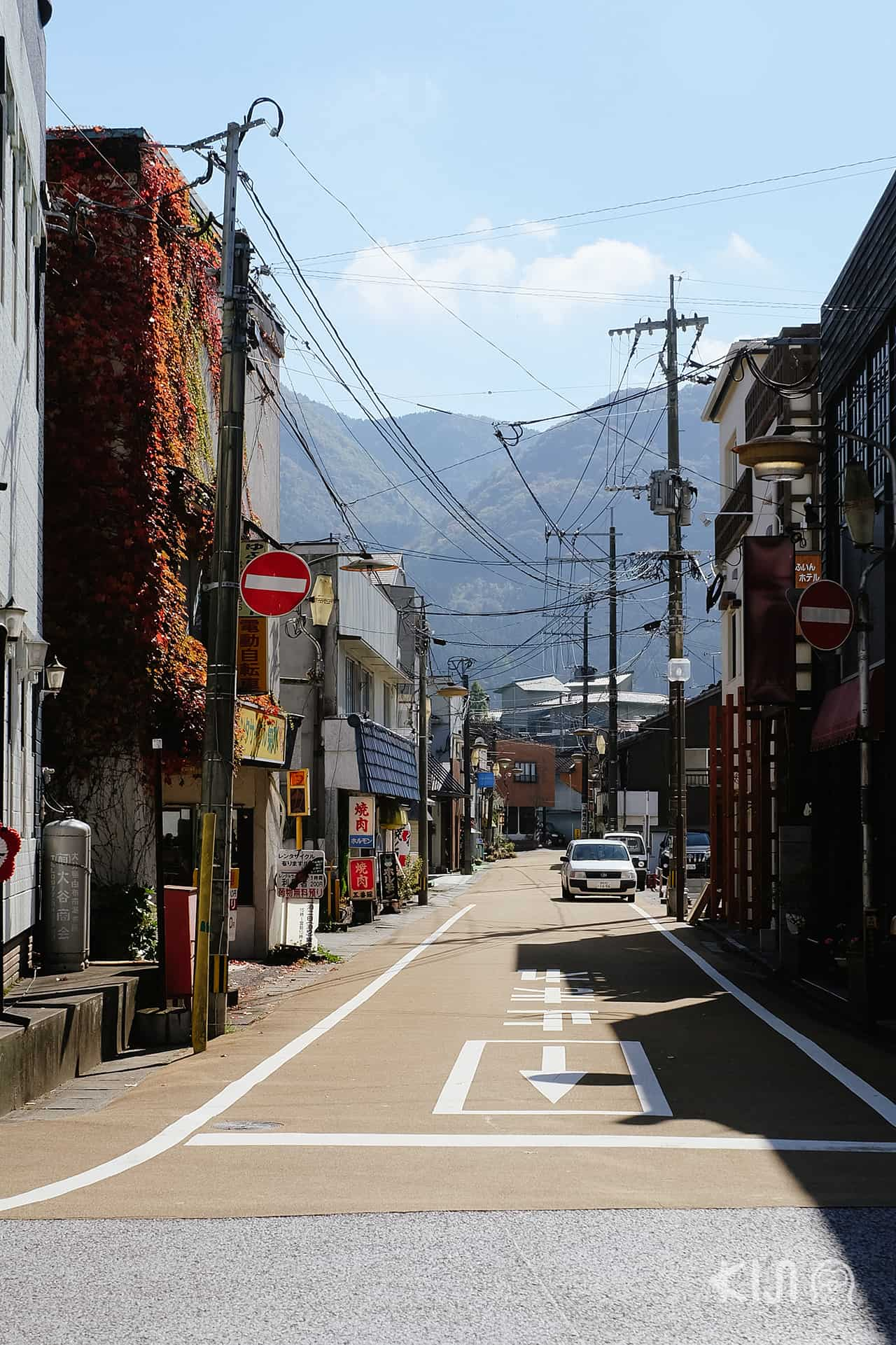 หมู่บ้านยุฟุอิน (yufuin)