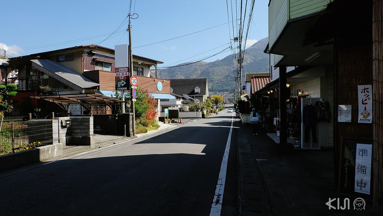 Yufuin หมู่บ้านเล็กๆ ที่ใครมาคิวชูต้องแวะมาเยี่ยมเยือน