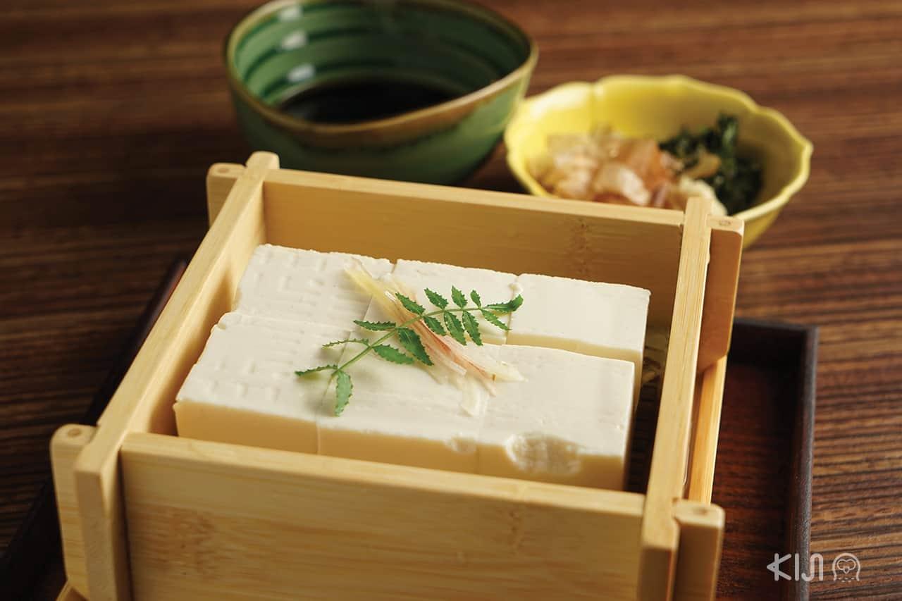 อาหารของร้าน Jidori Cuisine Ken
