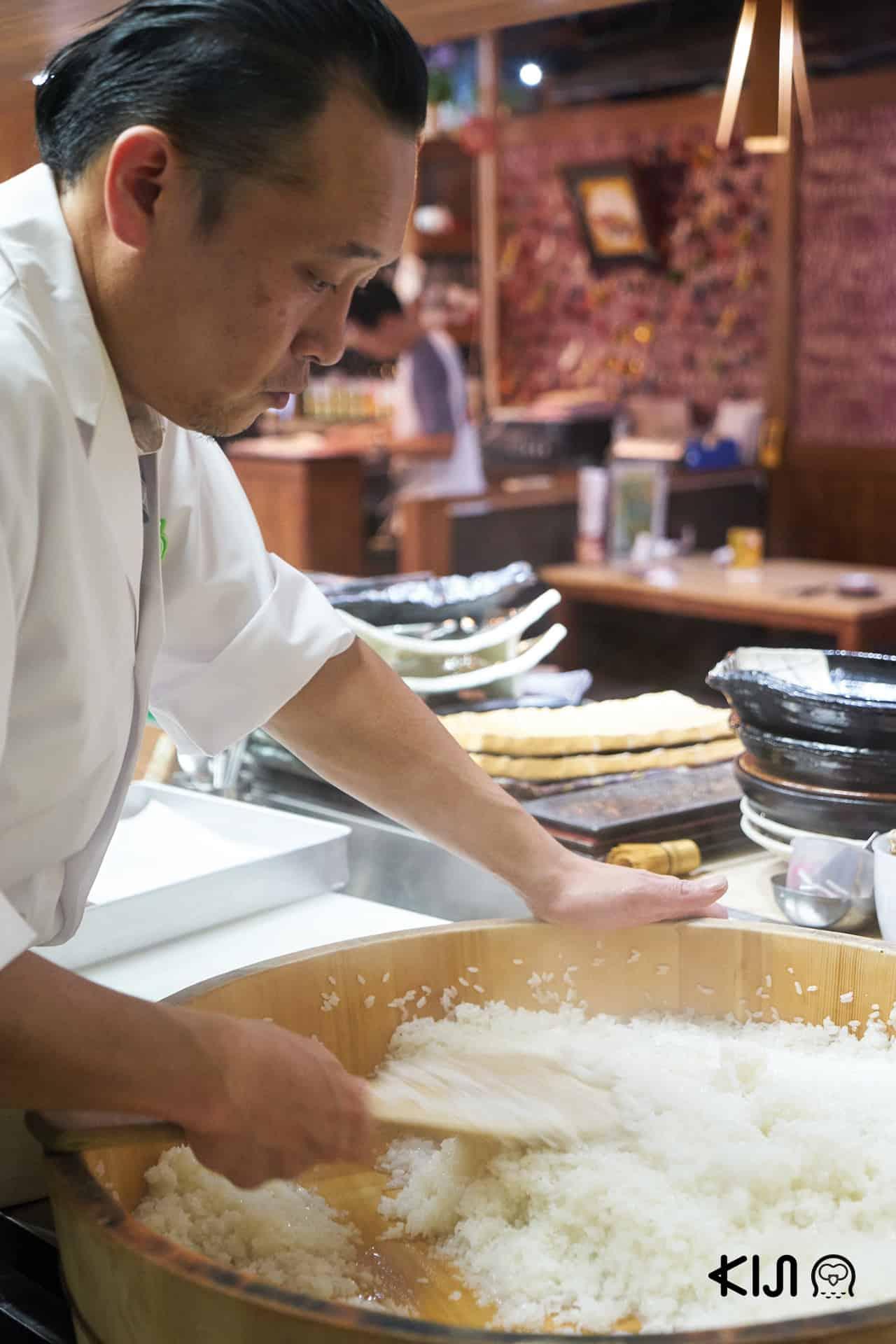 ร้าน Kitaro Sushi
