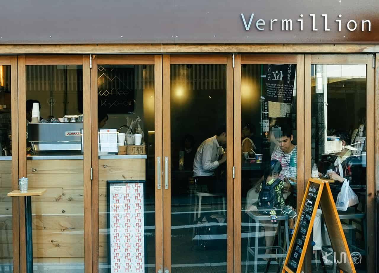 ร้าน Vermillon ที่เกียวโต (Kyoto)