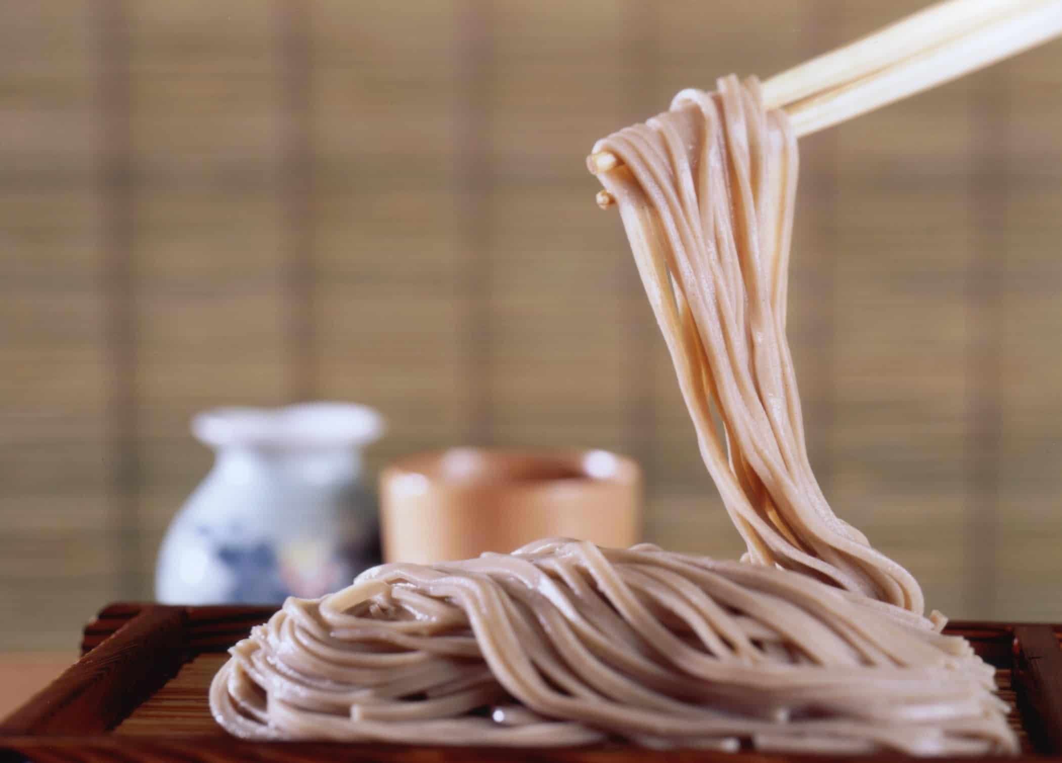 ชินชูโซบะ อาหารที่ว่ากันว่าช่วยให้ชาวเมืองนากาโน่อายุยืน