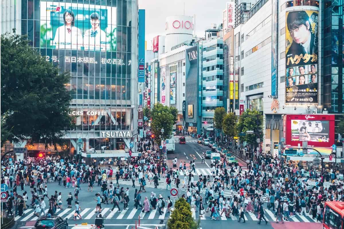 ชิบูย่า (Shibuya)