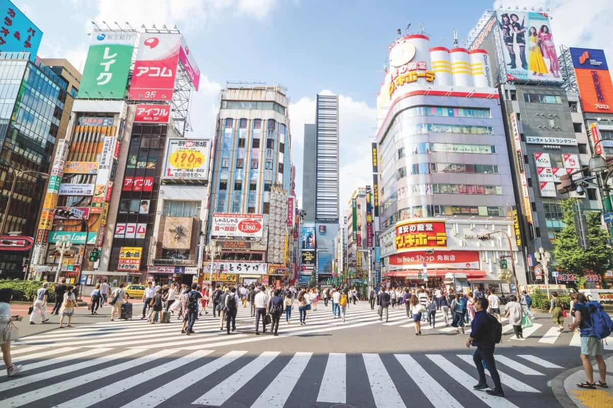 7 ย่านสุดฮิตโตเกียว : ชินจูกุ (Shinjuku)