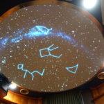 High Rail Interior (Planetarium)