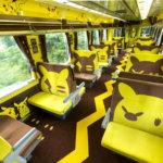Pokemon Interior 1 (Seats)
