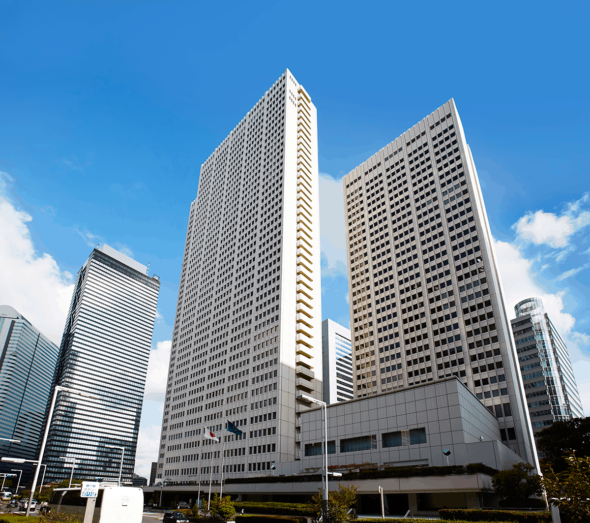 โรงแรม Keio Plaza Hotel Tokyo