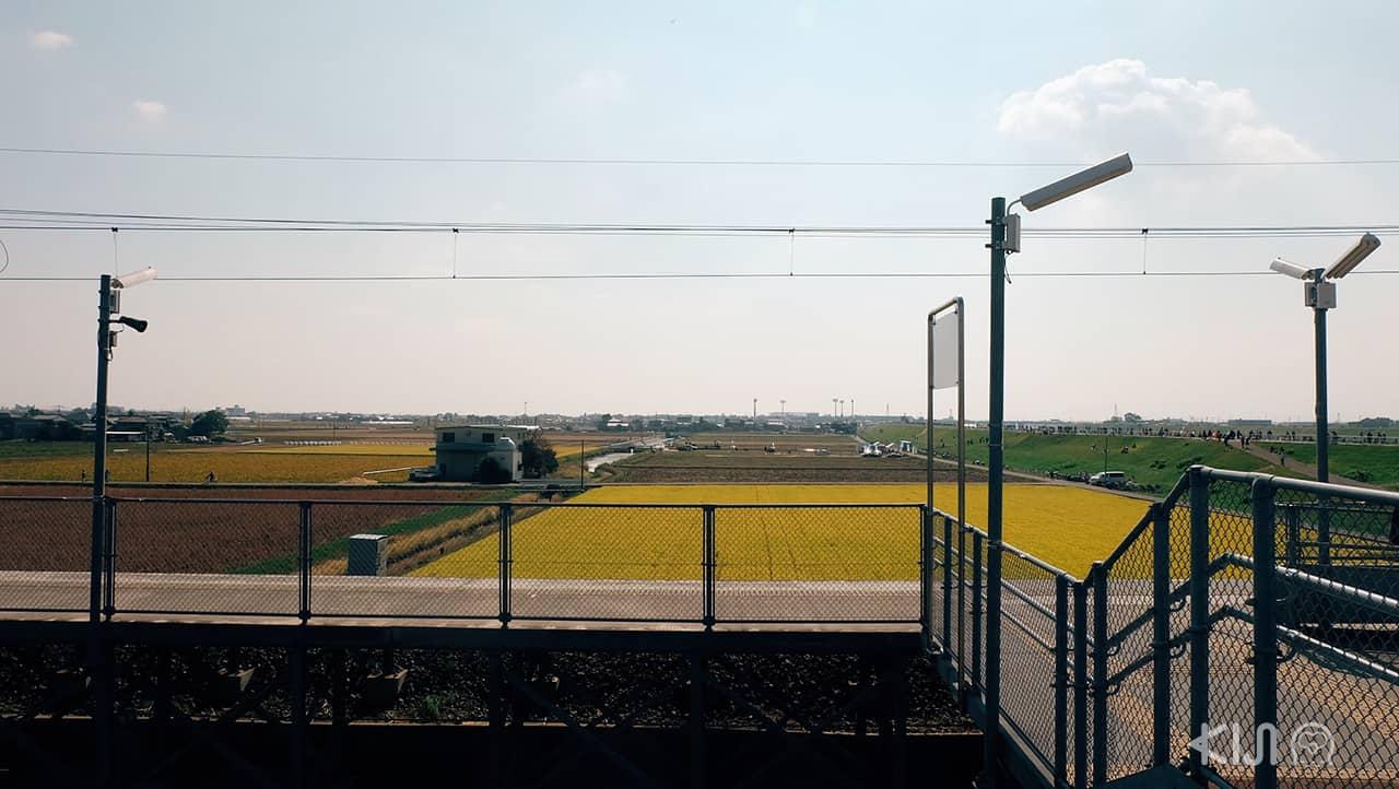 สถานีบอลลูนซากะ (Balloon Saga Station)