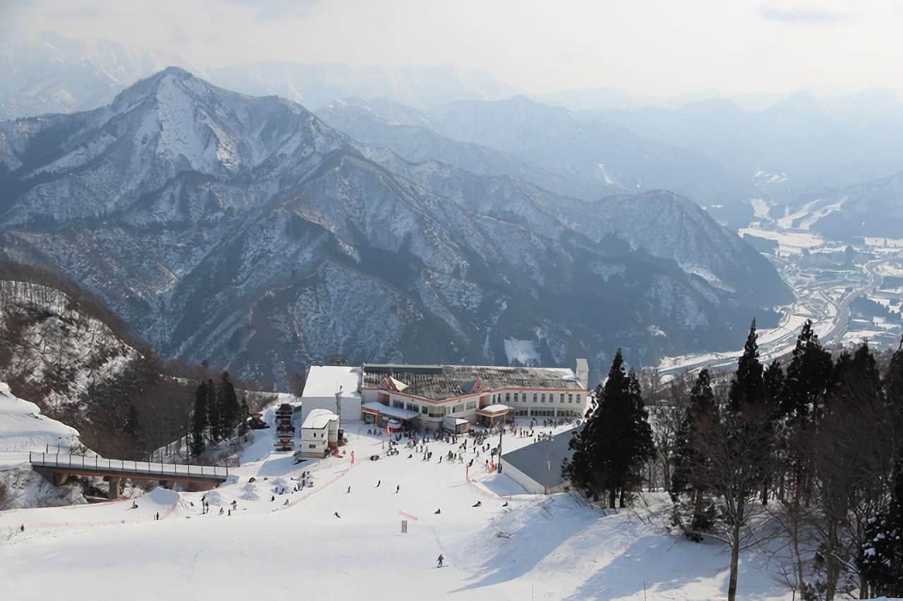 ลานสกีกาล่ายูซาวะ (GALA Yuzawa Snow Resort)