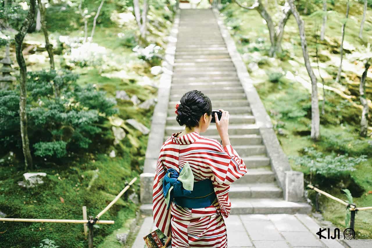 วัด Jojakkoji Temple ในย่านอาราชิยาม่า