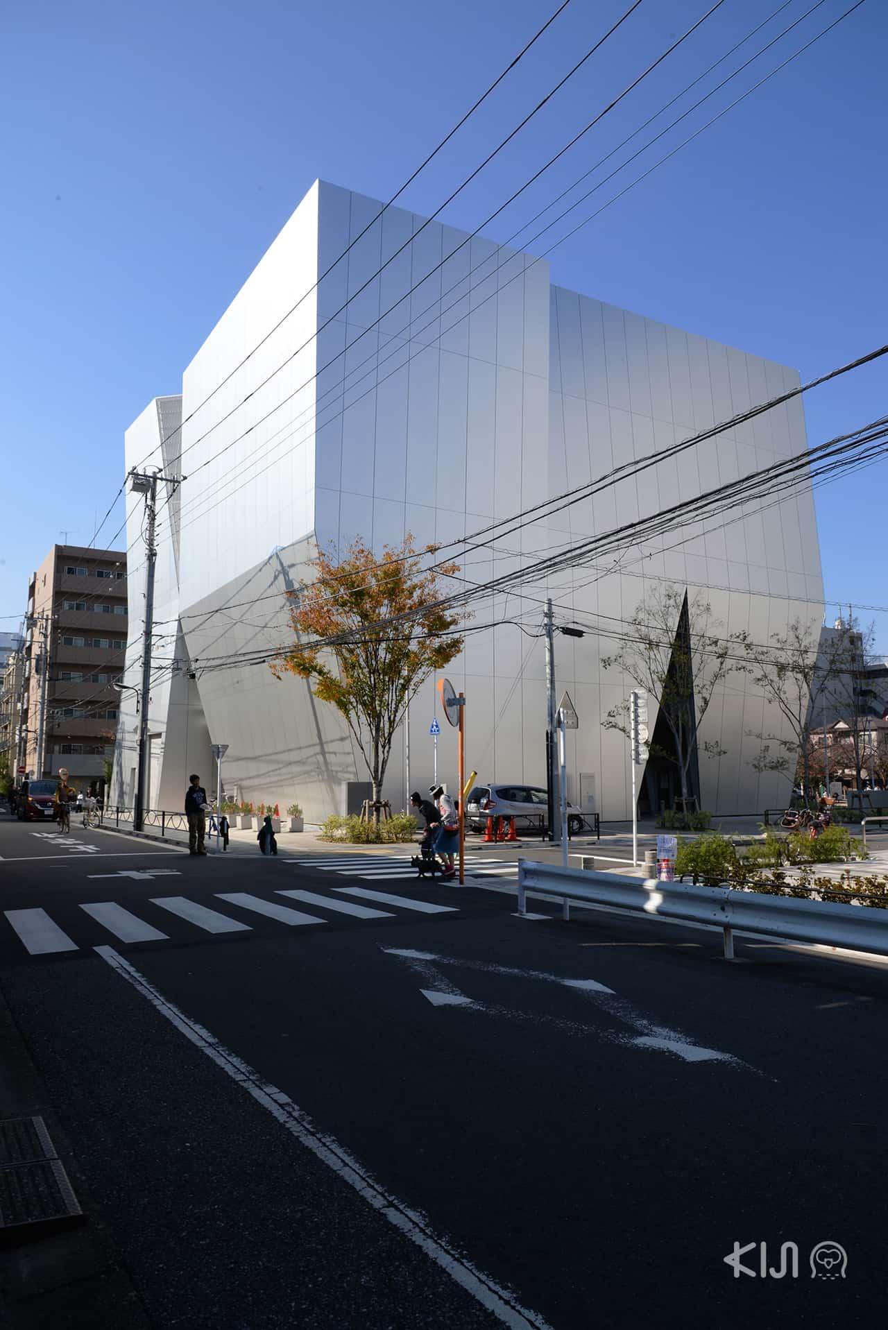Sumida Hokusai Museum : พิพิธภัณฑ์โฮะคุไซในกรุงโตเกียว