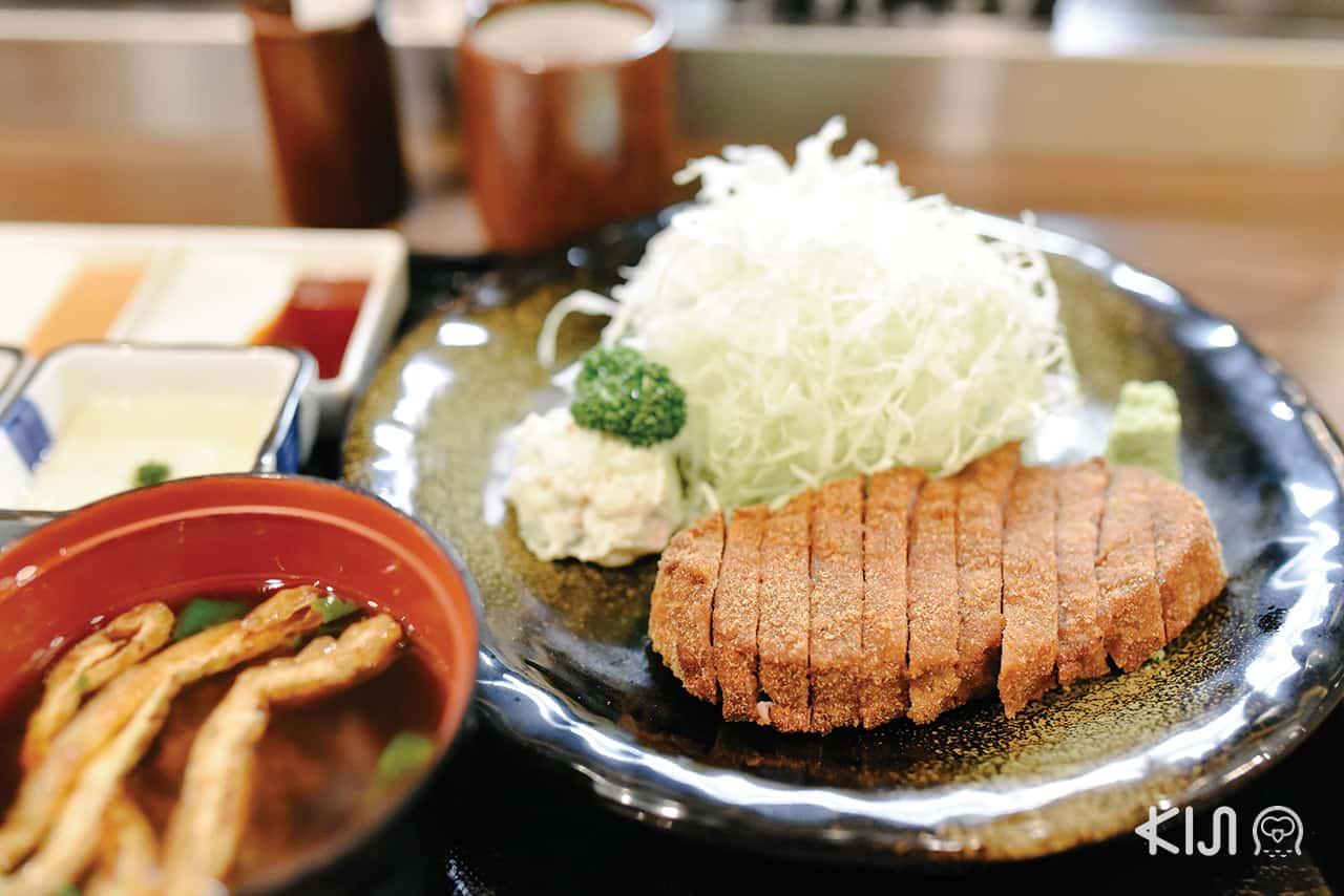 Gyukatsu 牛かつ, Osaka