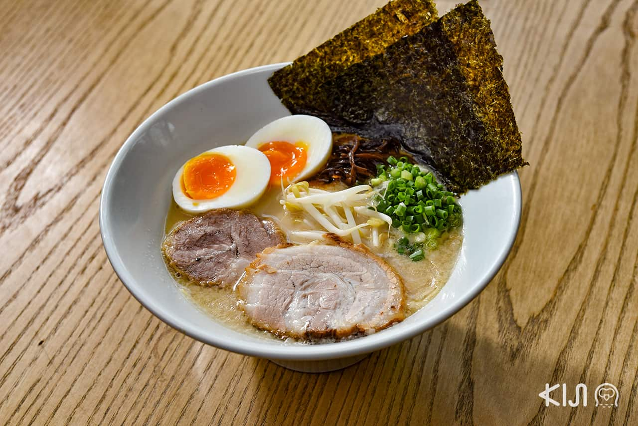 Shiromaru Motoaji Tamago (225 บาท)