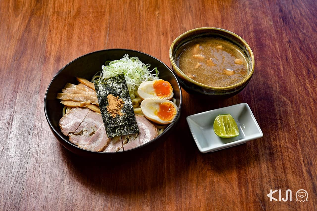 ร้านอิโรฮะ ราเมน (Iroha Ramen & Izakaya) : Tsukemen (220 บาท)