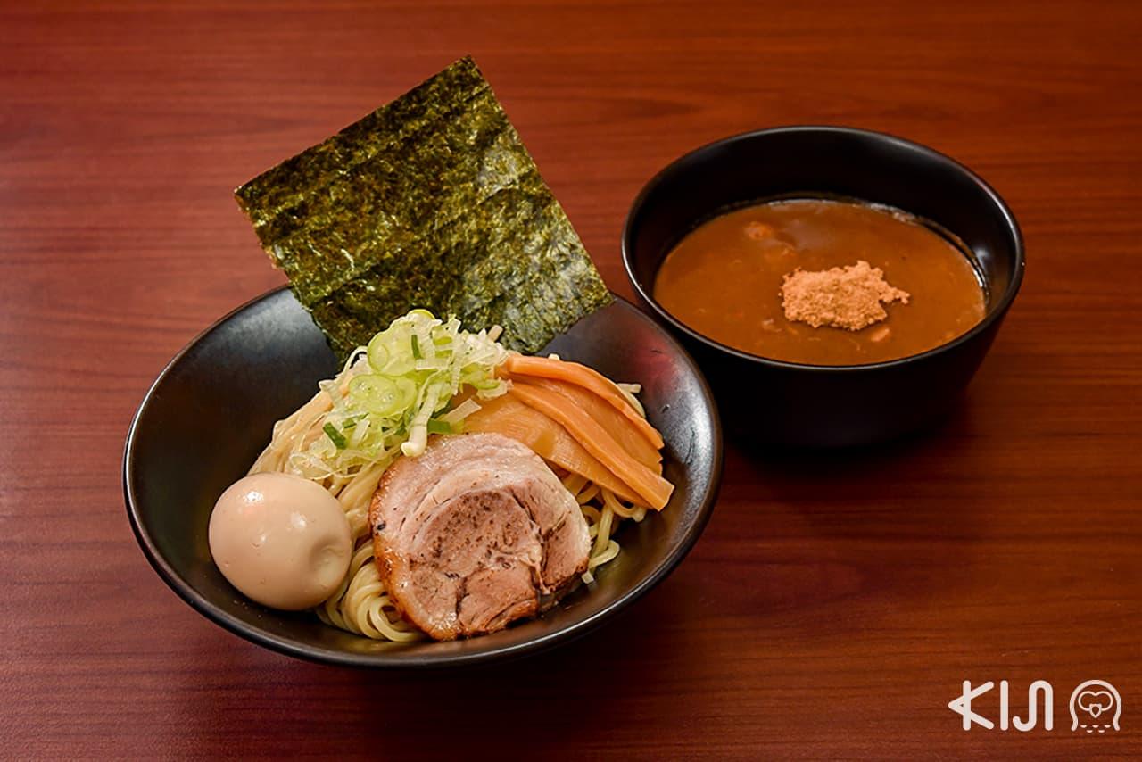 ร้านไทโชเคน ราเมน (Taishoken Ramen) : Tsukemen (260 บาท)