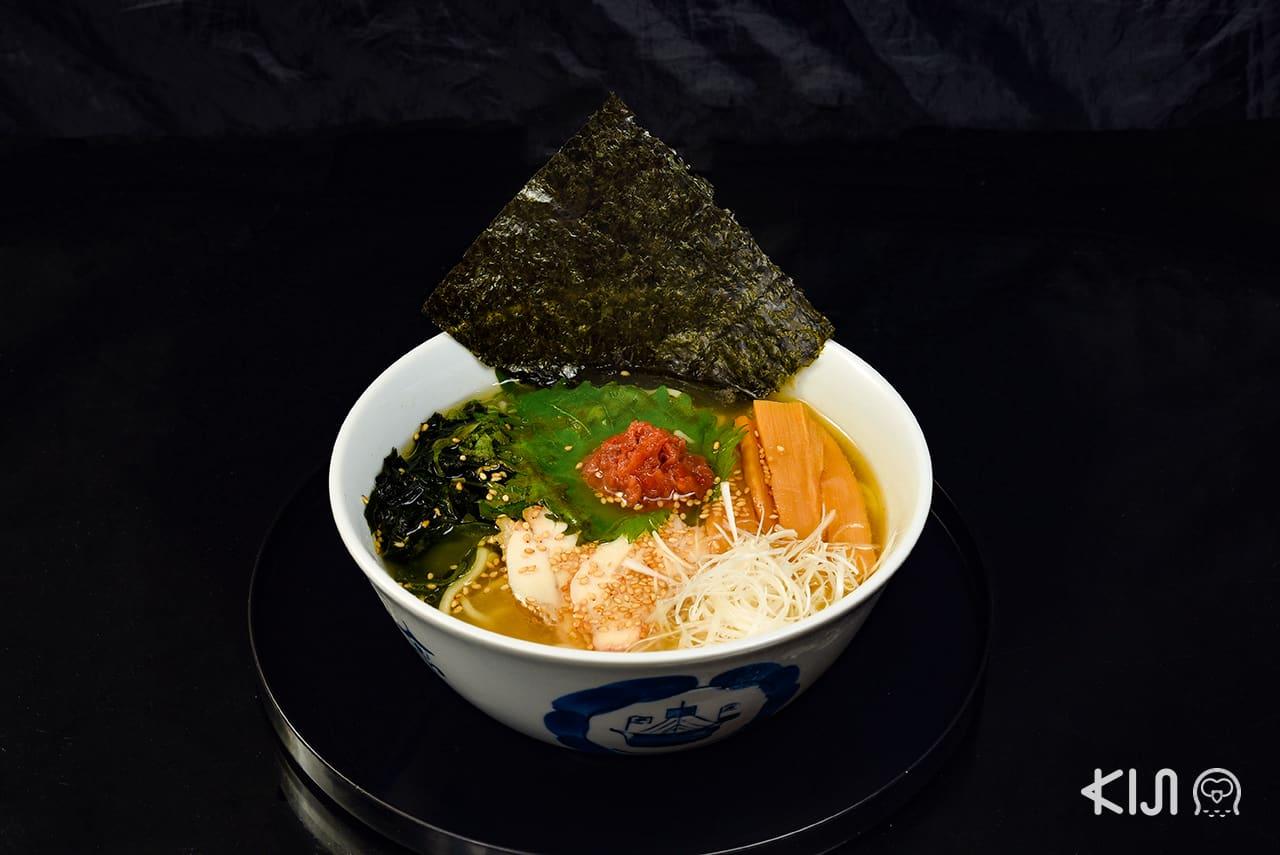 Asakusa Ume Shio Ramen (230 บาท)
