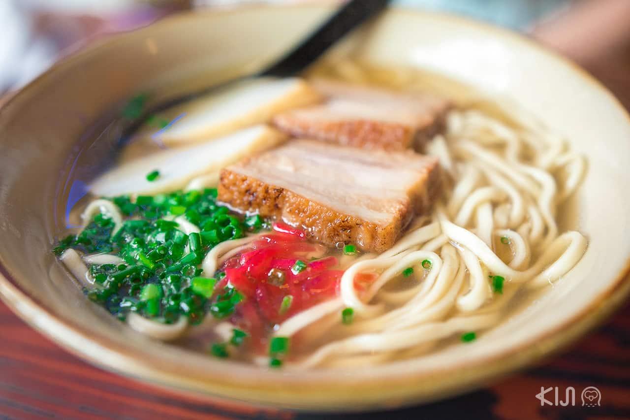 Okinawa Soki Soba