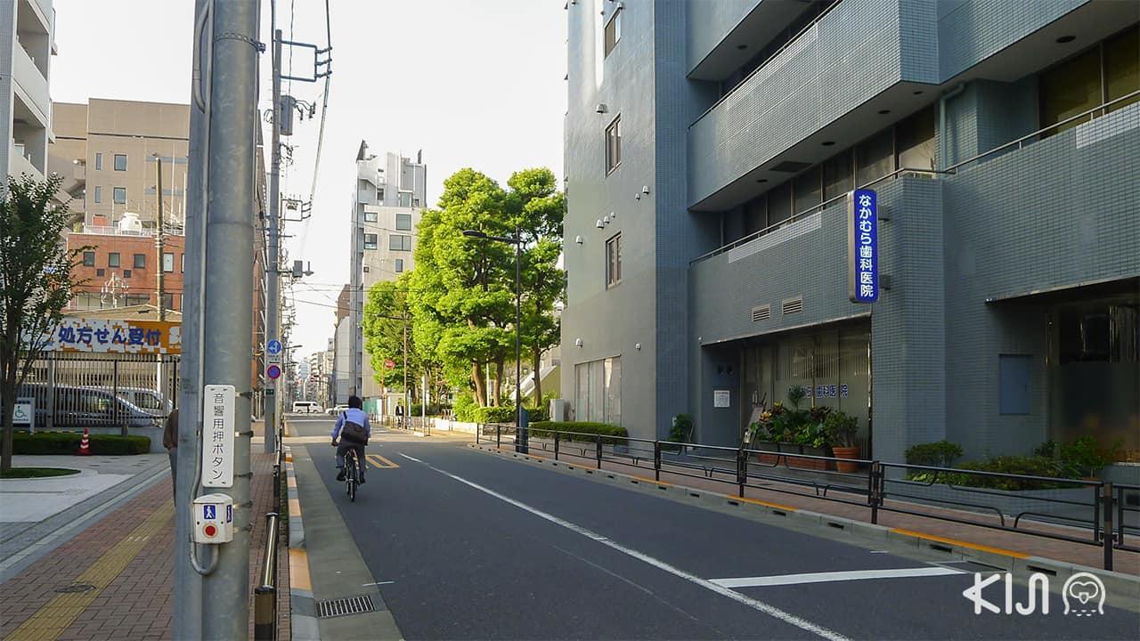 ถนน Asakusa Dori
