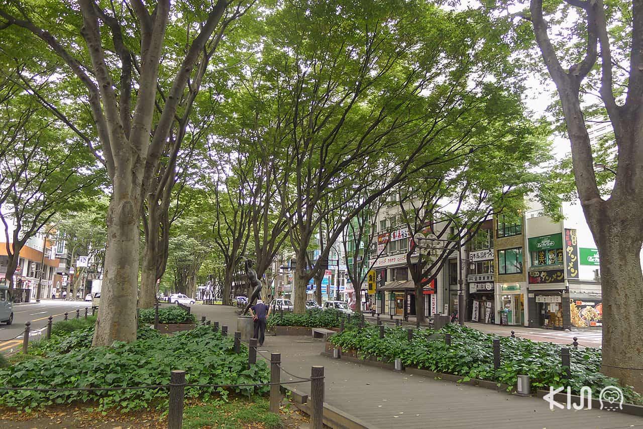 เมือง Sendai