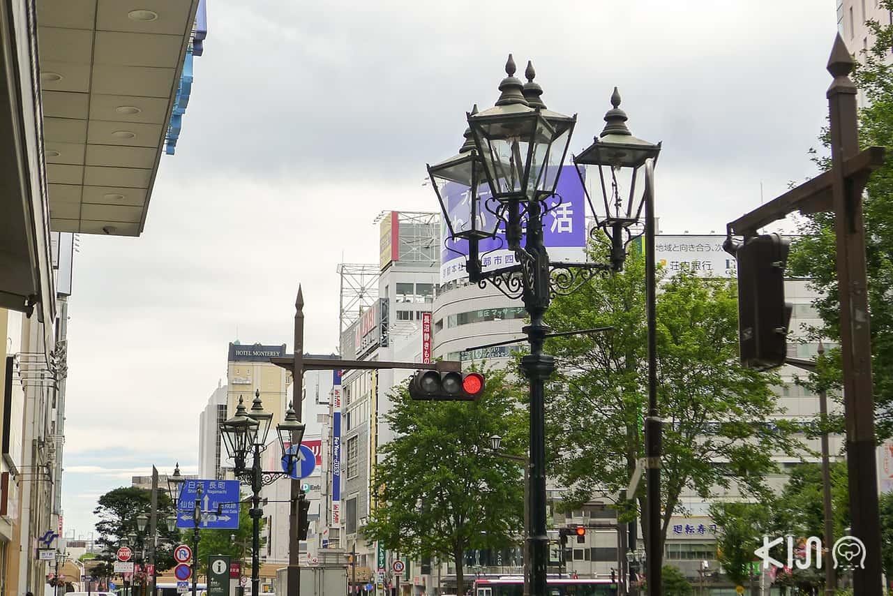 โคมไฟข้างถนนสไตล์วิกตอเรียน
