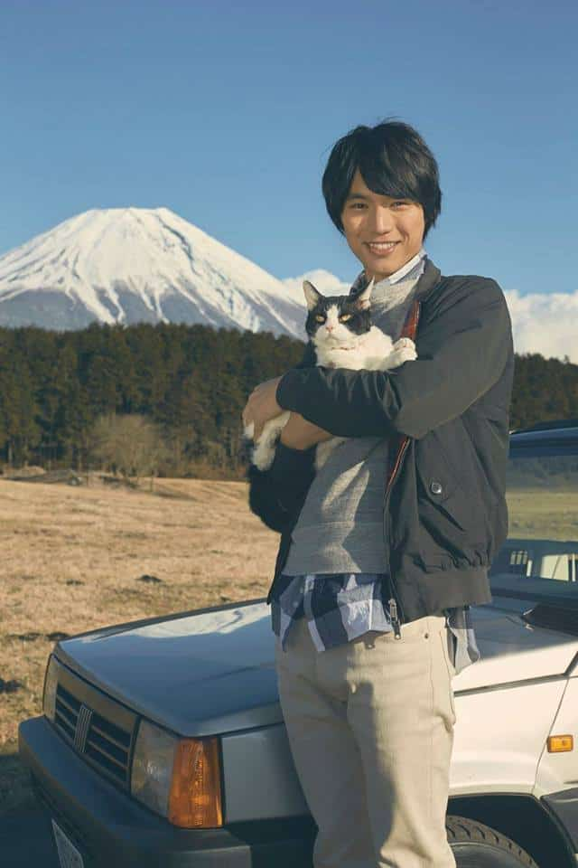 7 โลเคชั่นจากผม แมว และการเดินทางของเรา : ภูเขาไฟฟูจิ (Fujisan : 富士山)