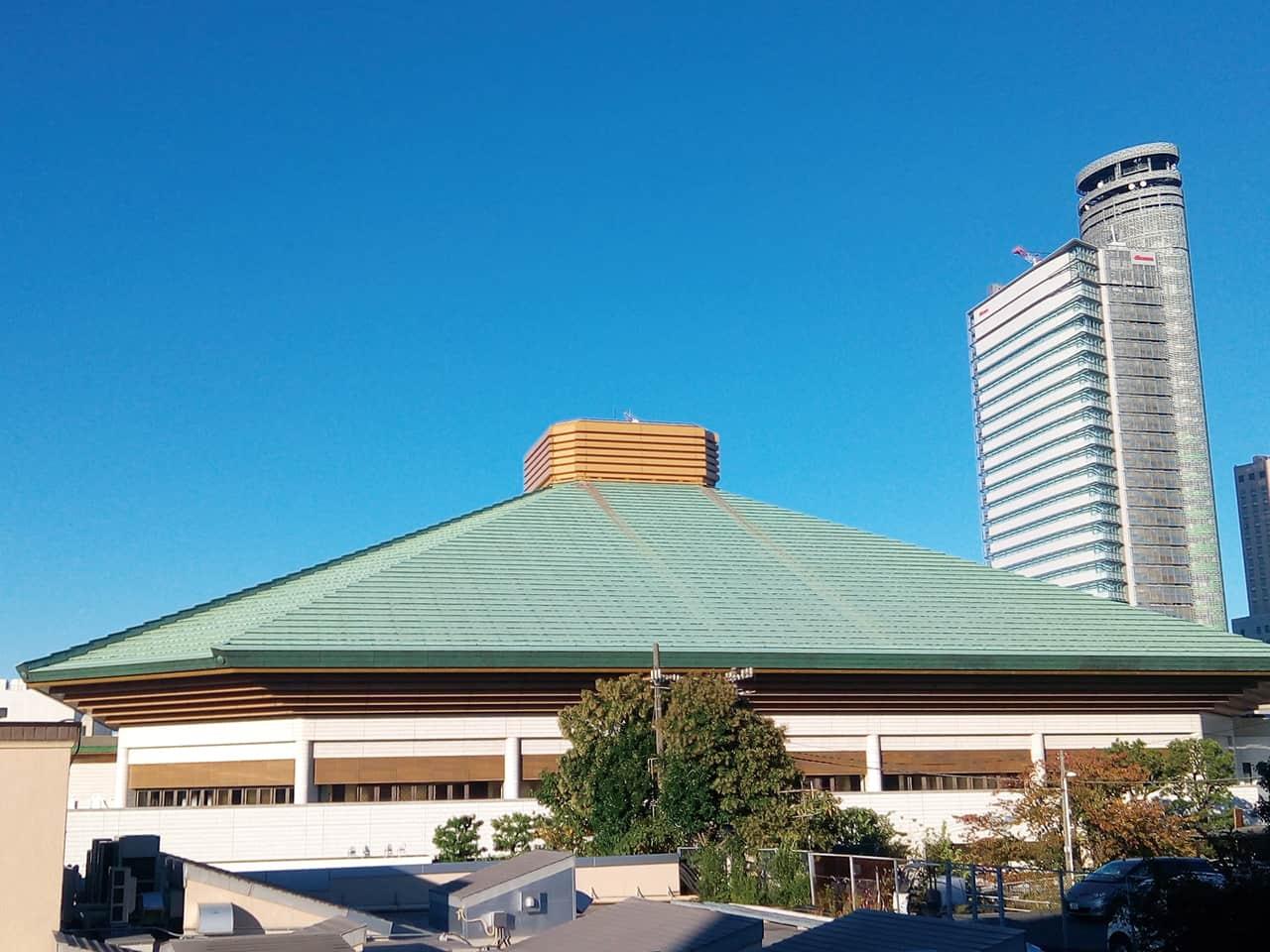 ย่านเรียวโกกุ (Ryokoku) เขตสุมิดะ ดินแดนศักดิ์สิทธิ์แห่งซูโม่และจังโกะนาเบะ