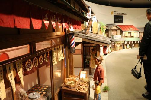 Tora San Museum ในย่านชิบามาตะ
