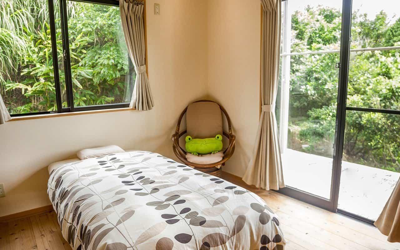 ห้องพัก Turubaya