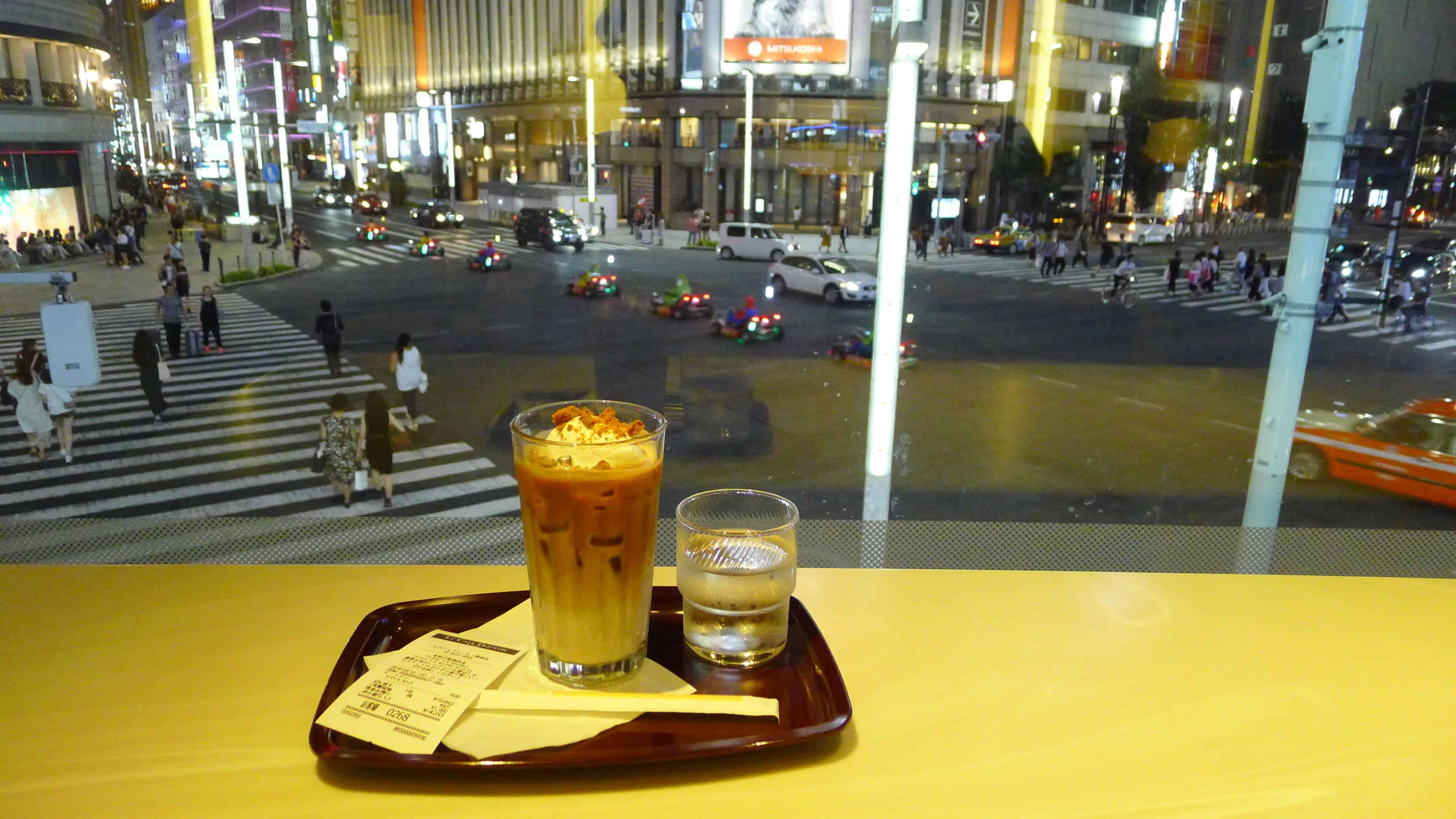 Le Café Doutor Ginza