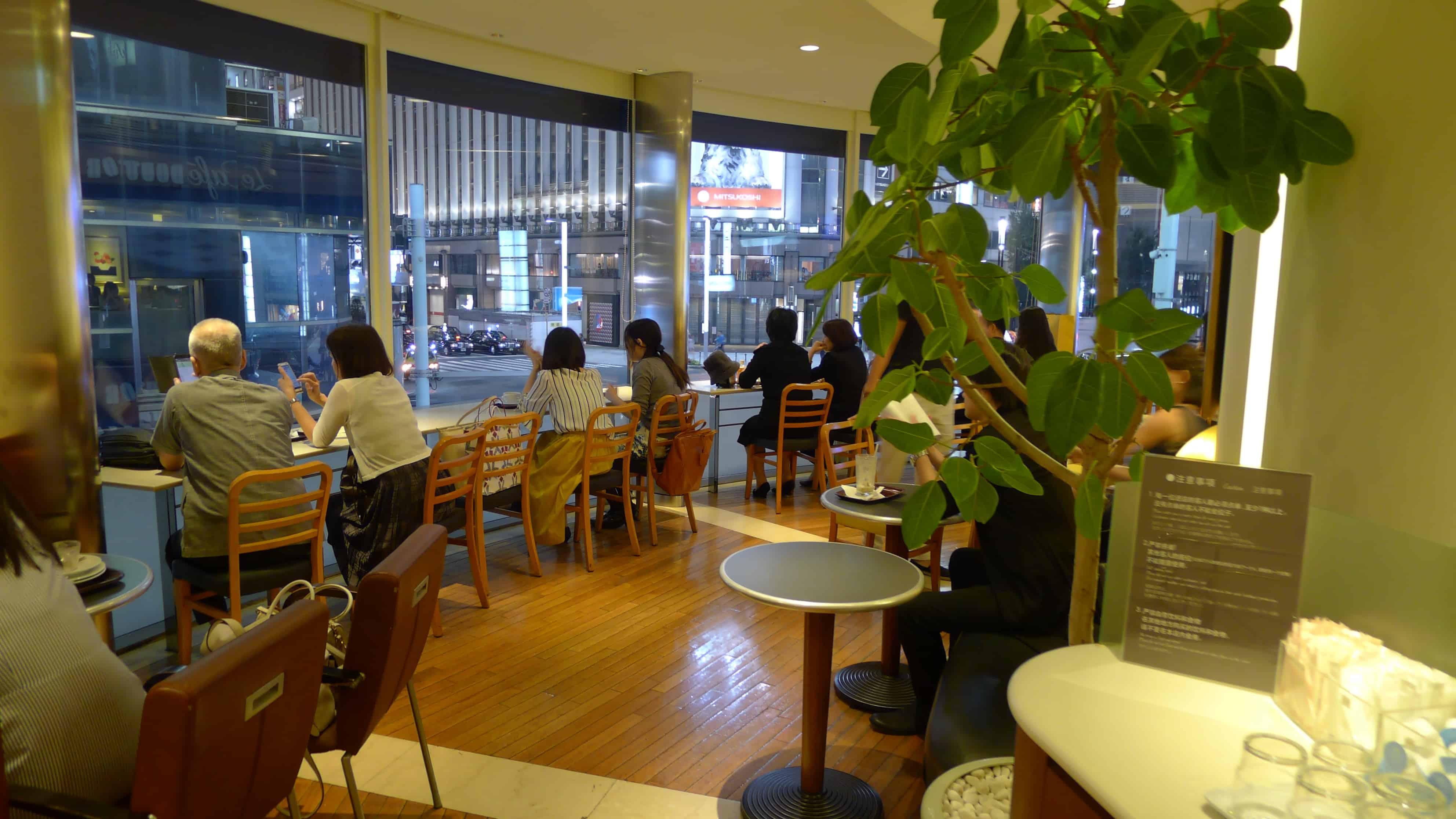 Le Café Doutor Tokyo