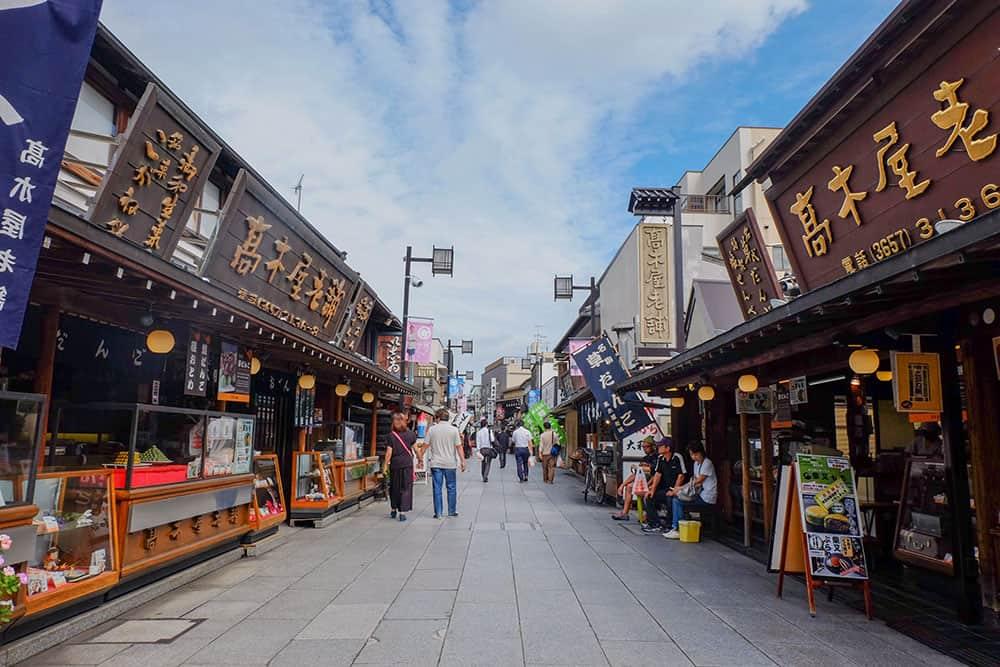Shibamata Old Town ย่านชิยามาตะในกรุงโตเกียว