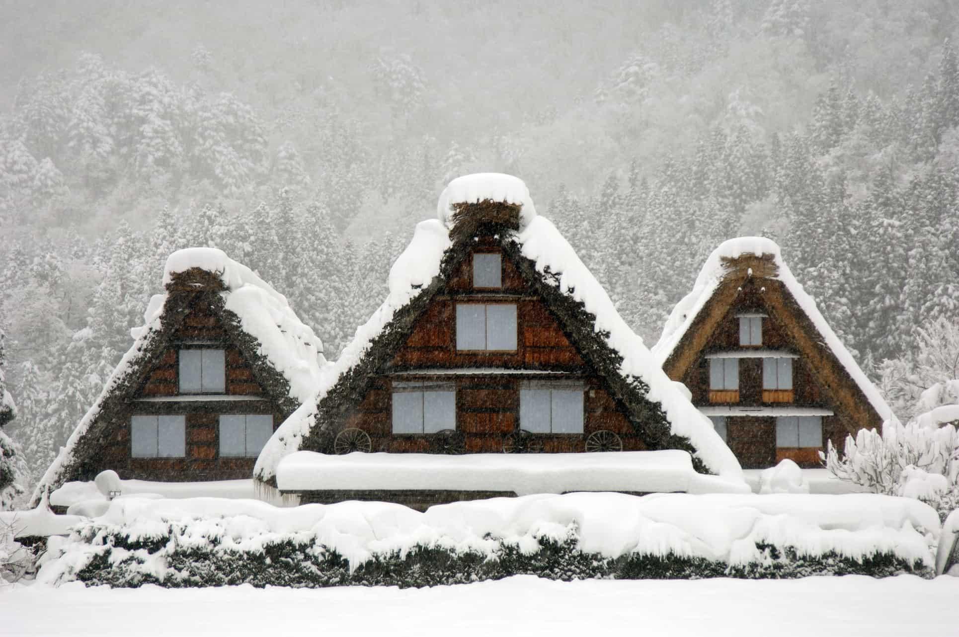 หมู่บ้านมรดกโลกชิราคาวาโกะ