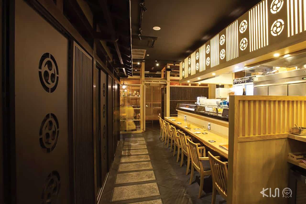 ร้านอาหารญี่ปุ่น Hokkori