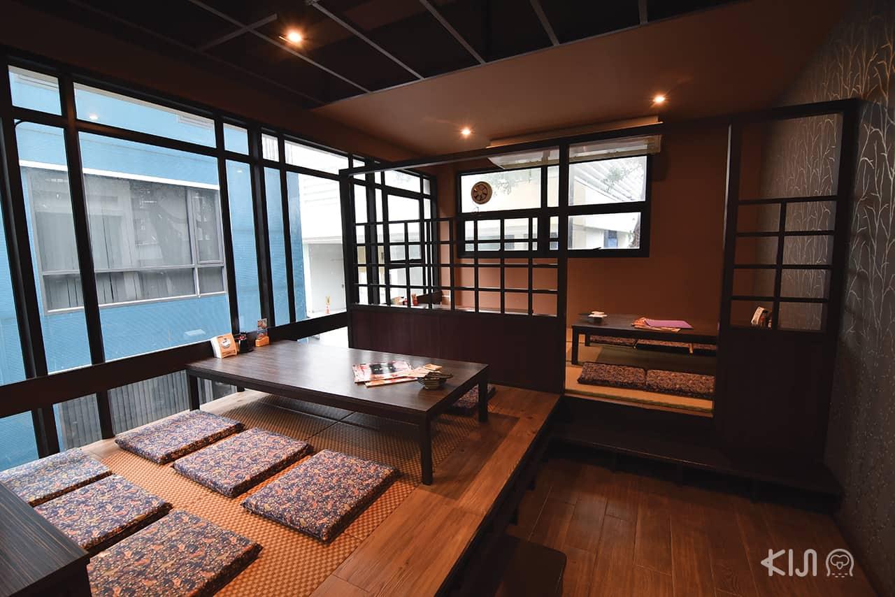 ร้านอาหารญี่ปุ่น Torajiro