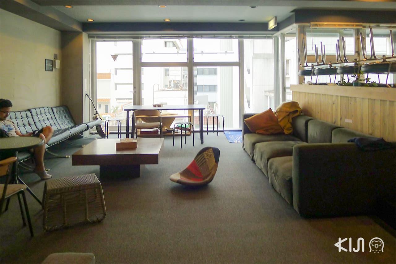ที่พักราคาถูกในญี่ปุ่น : โฮสเทล (Hostel)