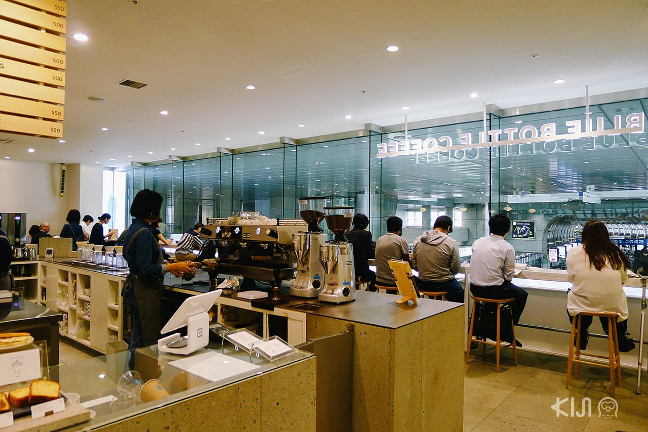 Blue Bottle Coffee, Shinagawa