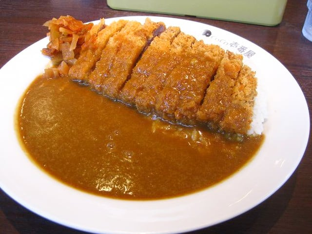 ฟาสต์ฟู้ดญี่ปุ่น : ข้าวแกงกะหรี่ ร้าน COCO Ichibanya