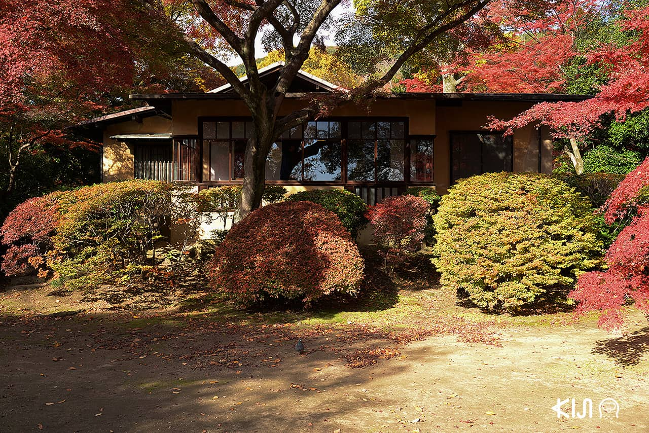โชชิคุเคียว(Chochikukyo) เป็นสถาปัตยกรรมแบบประเพณีของญี่ปุ่นกับความสมัยใหม่ของตะวันตก