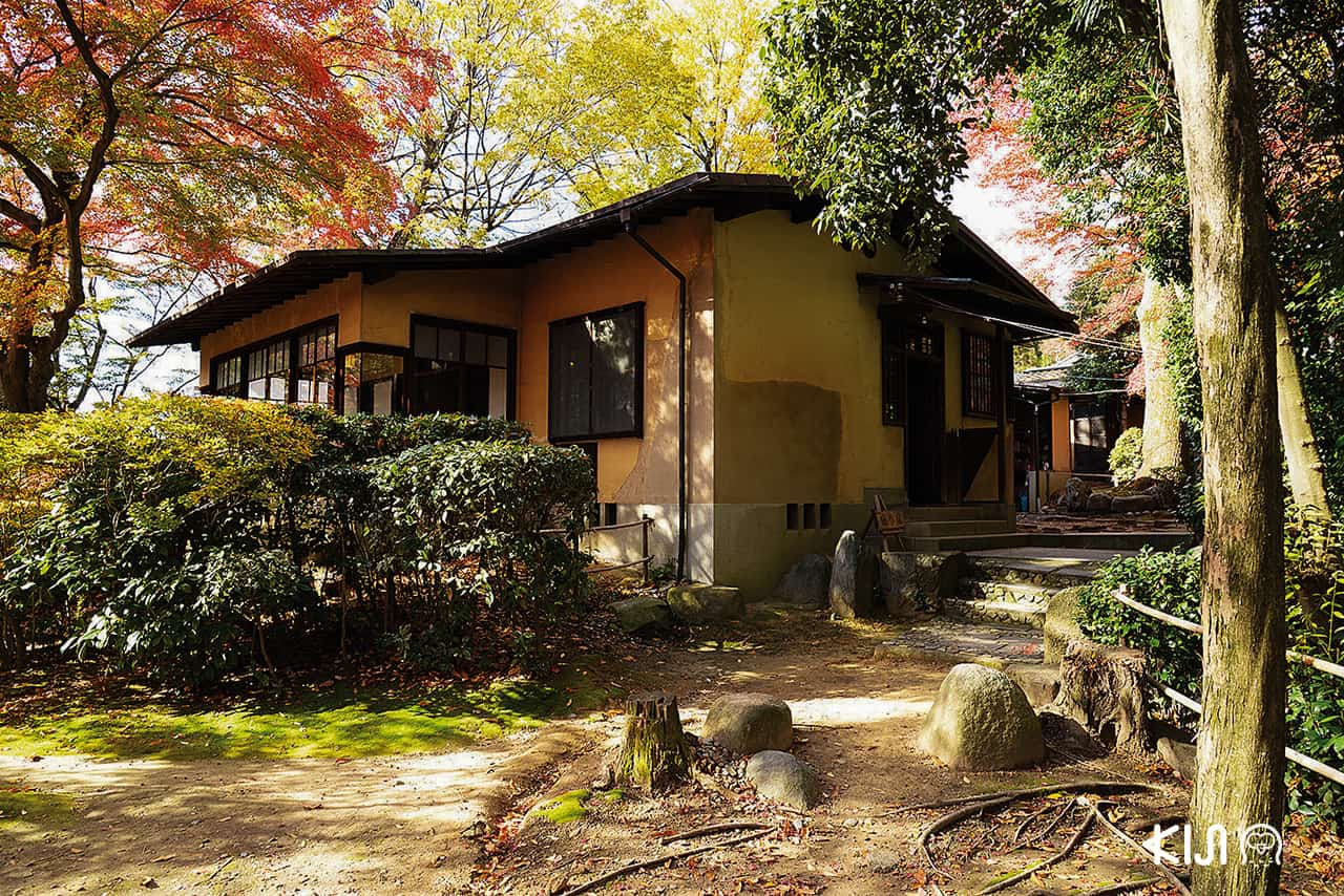โชชิคุเคียว(Chochikukyo) สถาปัตยกรรมญี่ปุ่นยุคสมัยใหม่