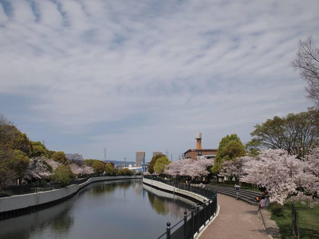 Yomogawa Ryokuchi Park