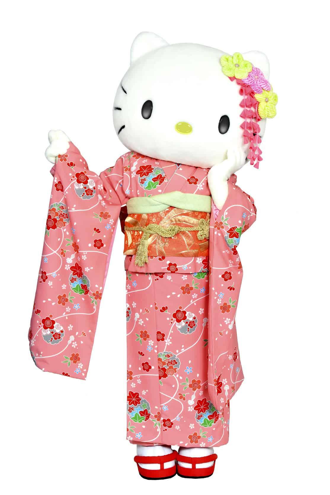 Hello Kitty HARUKA