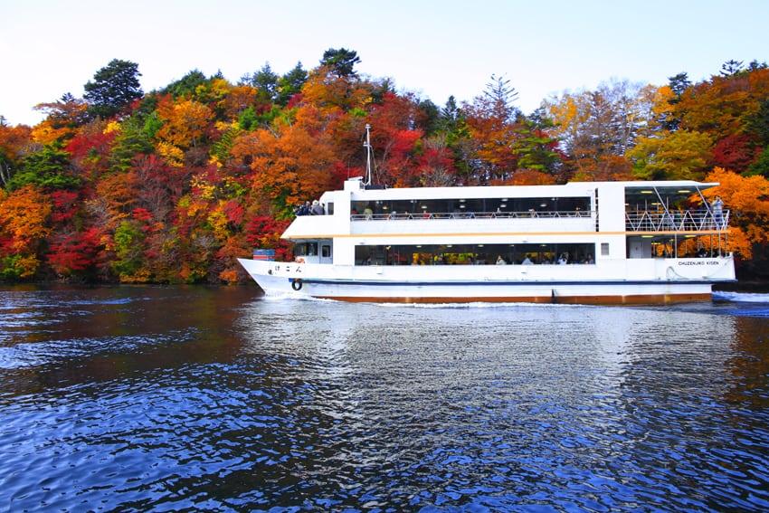 Lake Chuzenji Cruise